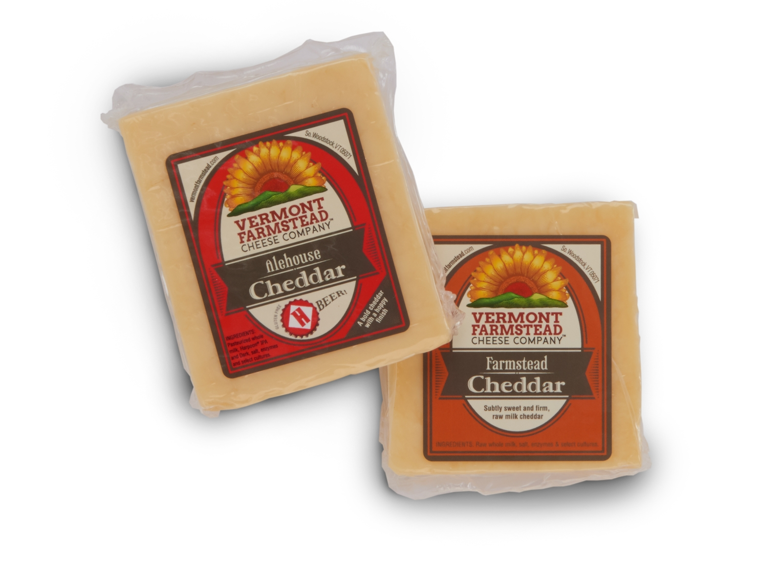 Vermont Farmstead Cheese Pack