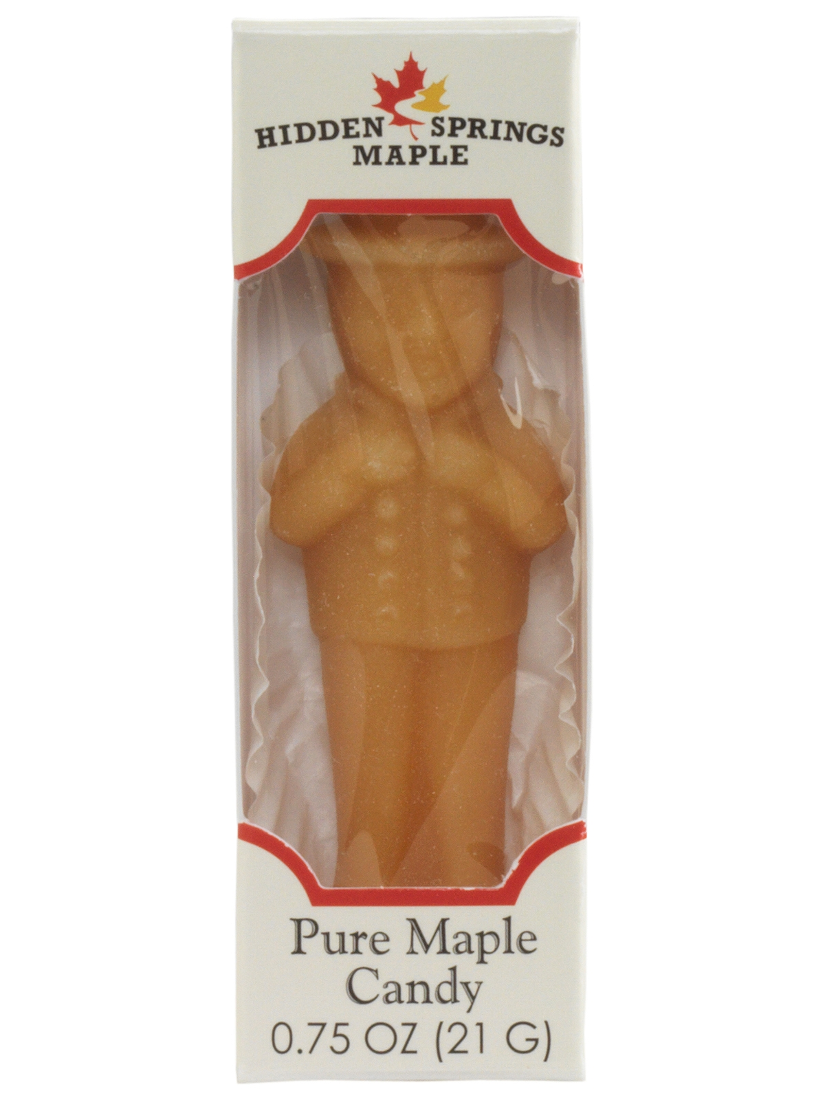 Maple Candy Pilgrim — Single Piece