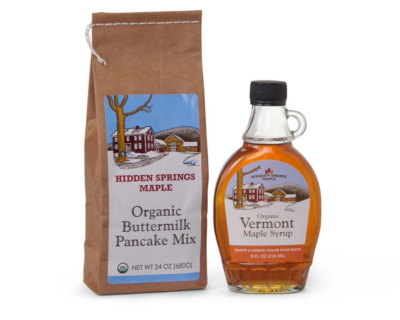 Vermont Pancake Gift Set