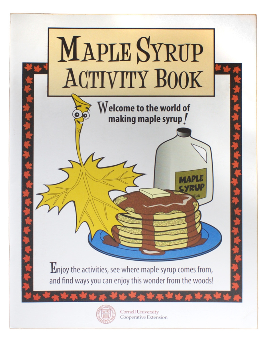 Maple Syrup Activity Book – Cornell University