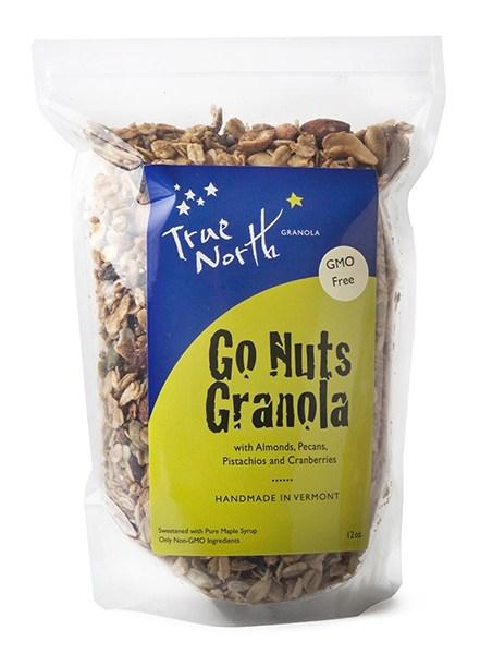 True North Go Nuts Granola