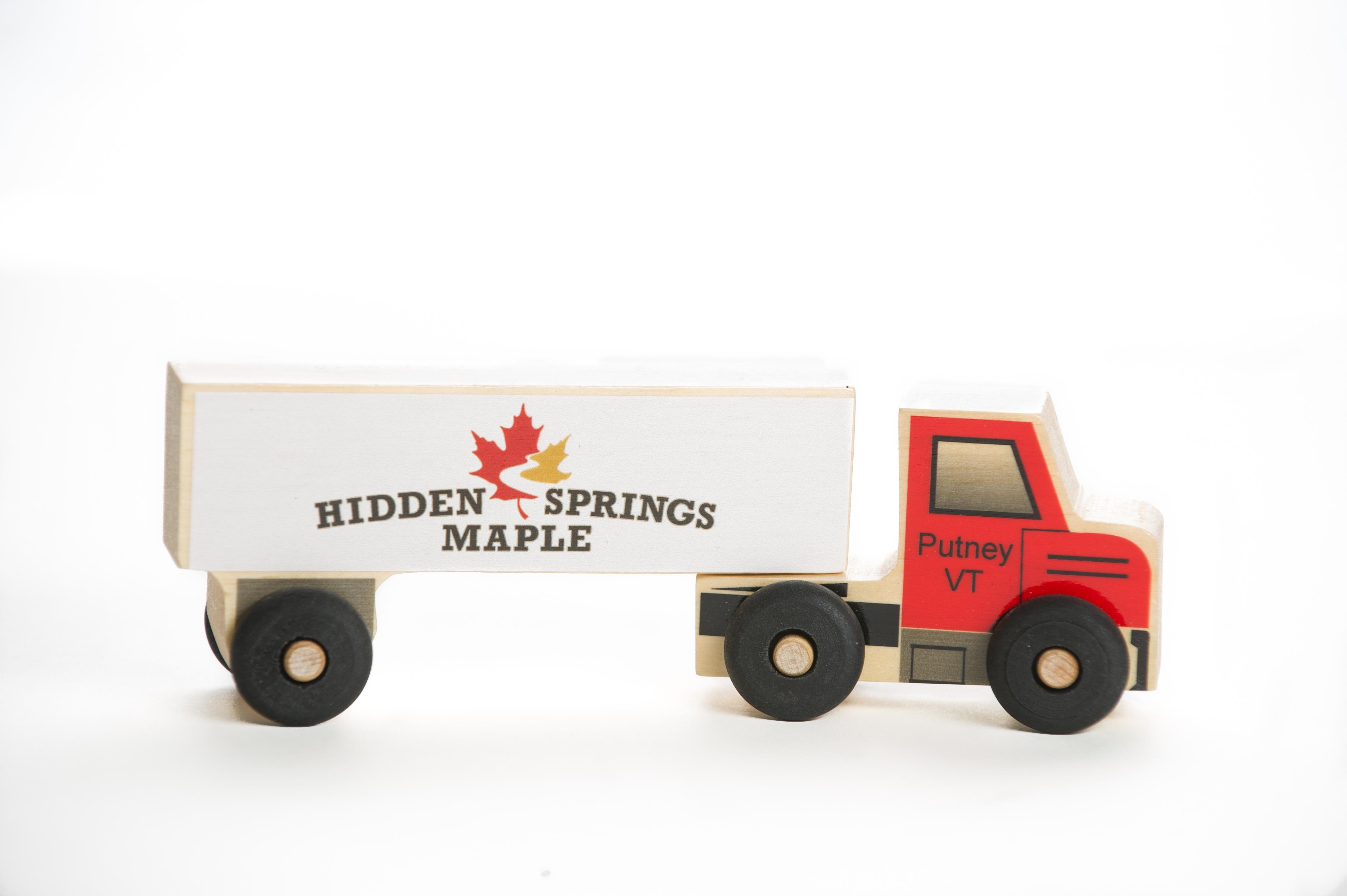 HSM Toy Truck