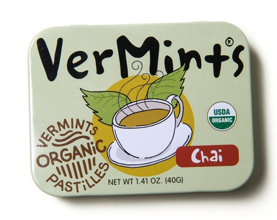 Vermints Organic Candies (Peppermint)