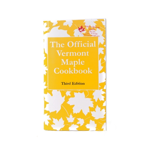 Vermont Sugar Makers Association Cookbook, 3rd Edition