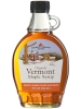 Glass Bottle, Organic Maple Syrup (8 oz, Amber Rich)