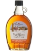 Glass Bottle, Organic Maple Syrup (12 oz, Amber Rich)