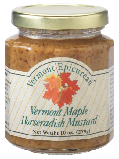 Vermont Epicurean Vermont Maple Horseradish Mustard