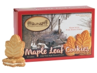 Maple Leaf Cookies
