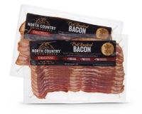 North Country Smokehouse Maple-Cured, Cob Smoked Bacon  (2 packages)