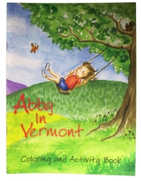 Abby in Vermont by Donna McElligott