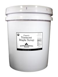 5 Gallon Pail Organic (Gallon, Amber Rich)