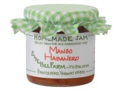 Sidehill Farm Mango Habanero Jam
