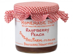 Sidehill Farm Raspberry Peach Jam