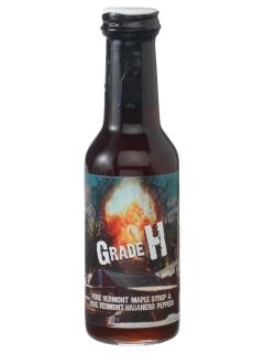 Grade H Hot Sauce by Patrick Matteau