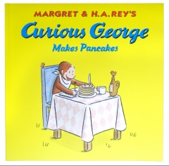 Curious George Makes Pancakes by Margret & H. A. Rey
