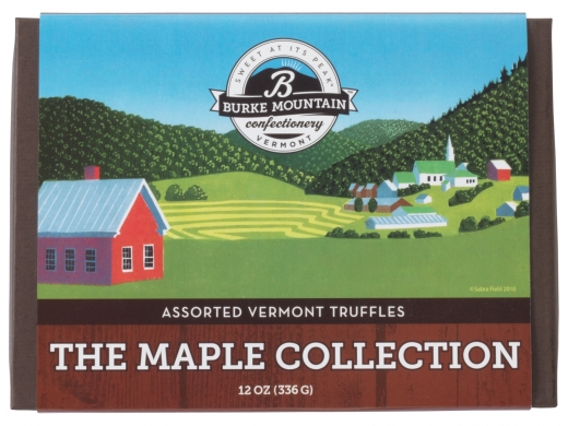 The Maple Collection Assorted Vermont Truffles