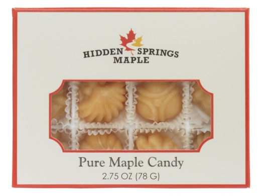 Maple Candy Fancies — Pack of Twelve