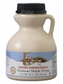 Maple Syrup Plastic Jug (Half pint,  Golden Delicate)