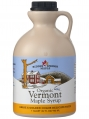 Plastic Jug, Organic Maple Syrup (Quart,  Golden Delicate)