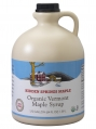 Plastic Jug, Organic Maple Syrup (Half gallon, Dark Robust)