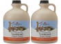 Plastic Jug, Organic Maple Syrup (Gallon, Amber Rich)
